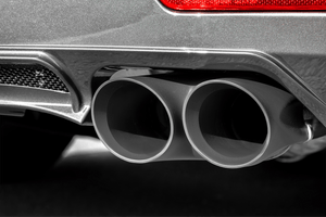 BMW 428i - Valved Exhaust System with Mid-Silencer, and Skirt Exhaust System