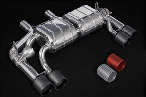 BMW M2 Competition (F87) – ECE Valved Exhaust (CES3)