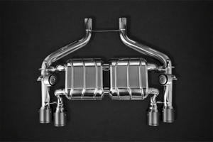 BMW M2 (F87) – Valved Exhaust System with Mid-Pipes (Carbon Fiber Tips) Exhaust System