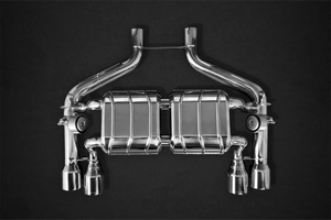 BMW M2 (F87) – Valved Exhaust System with Mid-Pipes (Stainless Tips) Exhaust System