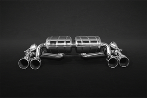 BMW M2 (F87) Middle Silencer Spare Pipes