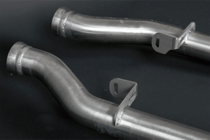 BMW M3 (E92) - Valved Exhaust System (Catback) Exhaust System