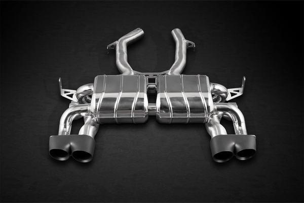 BMW M3/M4 – Valved Exhaust System Catback (Ceramic Tips) Exhaust System