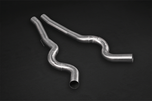 BMW M6 (F12,F13,F06) – Cat Delete Pipes Exhaust System