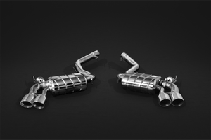 BMW X5M/X6M Valved Exhaust System