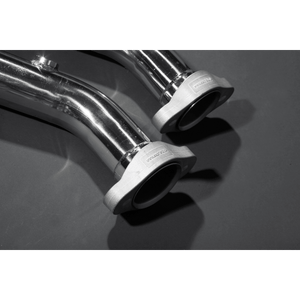 Ferrari 360 – Cat Delete Pipes Exhaust System