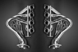 Ferrari 430 Scuderia/16M – Headers (with Heat Blankets)