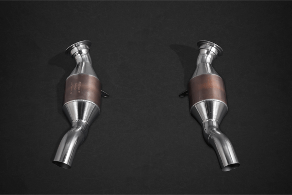 Ferrari 458 - Sports Cats 100 Cell Exhaust System