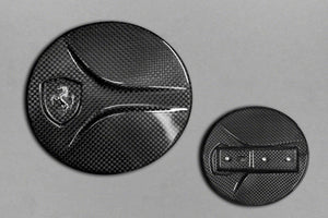 Ferrari 488 – Carbon Gas Cap (2018+)