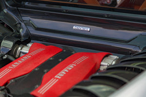 Ferrari 488 GTB - Motor Compartment Side Covers (Berlinetta ONLY) Exhaust System