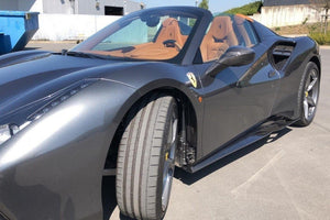 Ferrari 488 Pista/GTB/GTS – Side Skirts