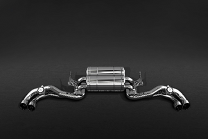 Ferrari Enzo – Valved Exhaust System Exhaust System
