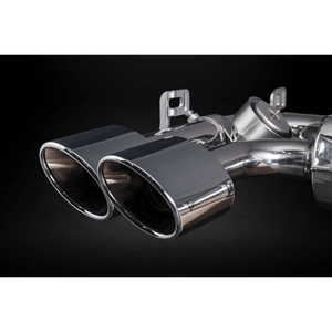Jaguar F-Type V8 S – Valved Exhaust, Sports Cats (100 Cell), & X-Pipe (Incl. Remote) Exhaust System