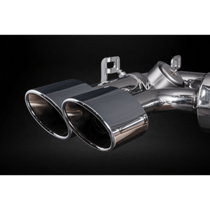 Jaguar F-Type V8 S - Valved Exhaust System (Incl. Remote) Exhaust System