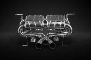 Lamborghini Aventador S LP740 – Valved Exhaust System Exhaust System