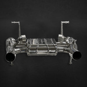 Lamborghini Aventador SVJ – Valved Exhaust (with Remote) Exhaust System