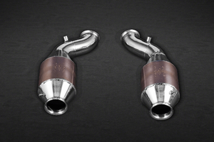 Lamborghini Gallardo LP500/520 - Sport Cats 100 Cell Exhaust System