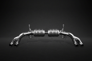 Lamborghini Huracan LP610-4/LP580-2 - Valved Exhaust System Exhaust System
