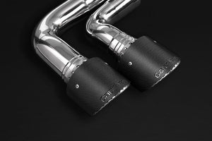 Lamborghini Urus – Valved Exhaust with Middle Silencer Spare and Carbon Tips (E2P) Exhaust System