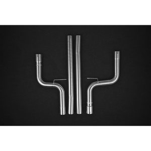 Maserati Ghibli – Valved Exhaust System, Mid-Pipes (Incl. CES-3 Remote) Exhaust System