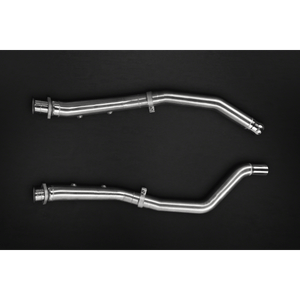 Mercedes GLE63/S and 500 Cat Spare Pipes for Capristo