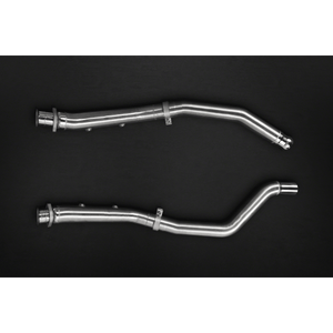 Mercedes GLE63/S & 500 Cat Spare Pipes for Capristo