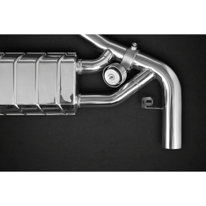 Mercedes ML63 AMG (2011 ) – Valved Exhaust System with CES-3