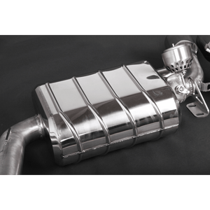 PORSCHE 981/982 BOXSTER, CAYMAN, GT4, 718 – VALVED EXHAUST SYSTEM that fits 718 Boxster/Cayman including S and GTS