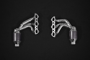 Porsche 991.1 & 991.2 GT3/RS – Performance Headers with 200 Cell Sport Cat
