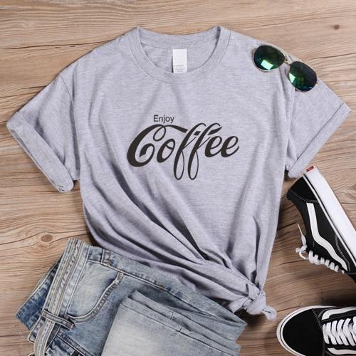 Coffee T-Shirt - The KOKO Glam
