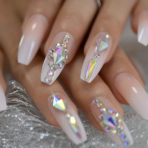 Luxury Nail Tips 9 styles - The KOKO Glam
