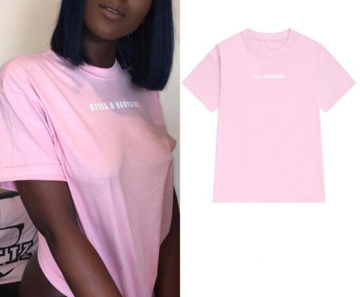 Still a Baby Girl t-shirt - The KOKO Glam
