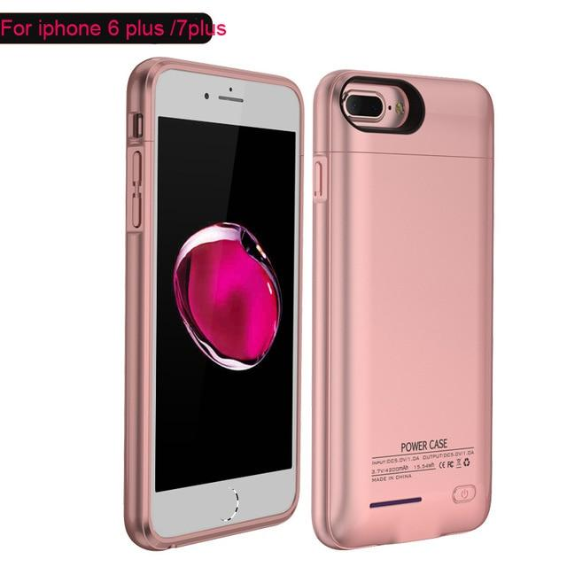 Powerbank Charging Case in 6 colors - The KOKO Glam