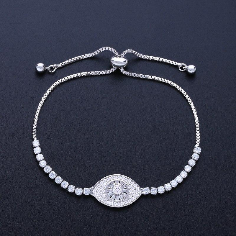 Evil Eye Charm Bracelet - The KOKO Glam