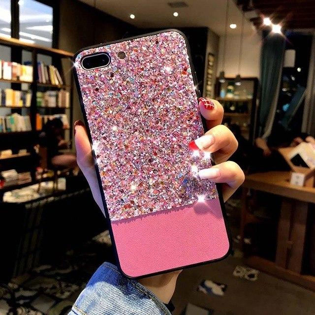 Sequin Glitter Phone Case - The KOKO Glam