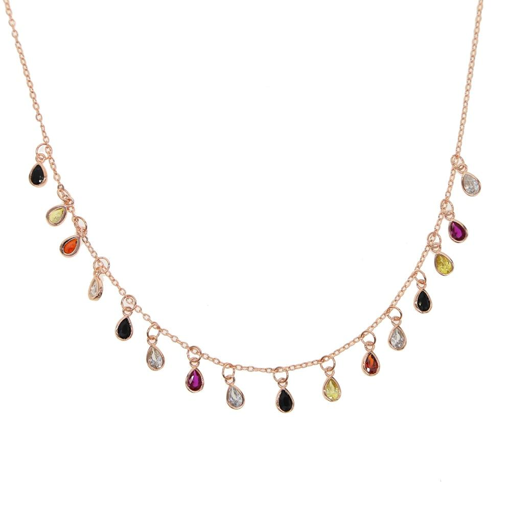 Rain Drop necklace - The KOKO Glam