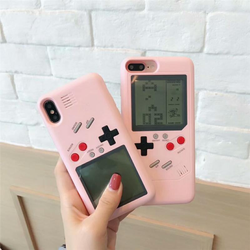 Cute Candy Tetris Game Case - The KOKO Glam