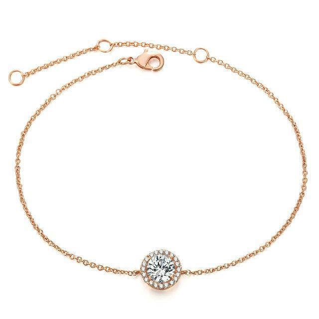 Rose Gold Color Bracelet - The KOKO Glam