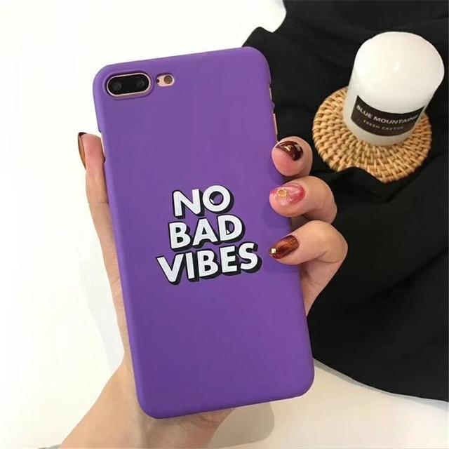 Lovely Purple Color Letter Phone - The KOKO Glam