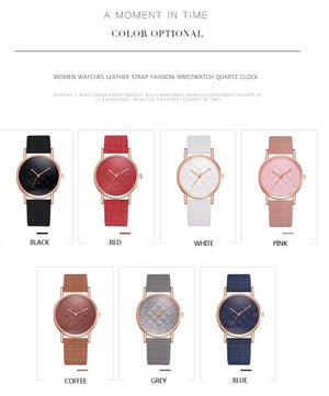 Delicate Ladies Wristwatch - The KOKO Glam