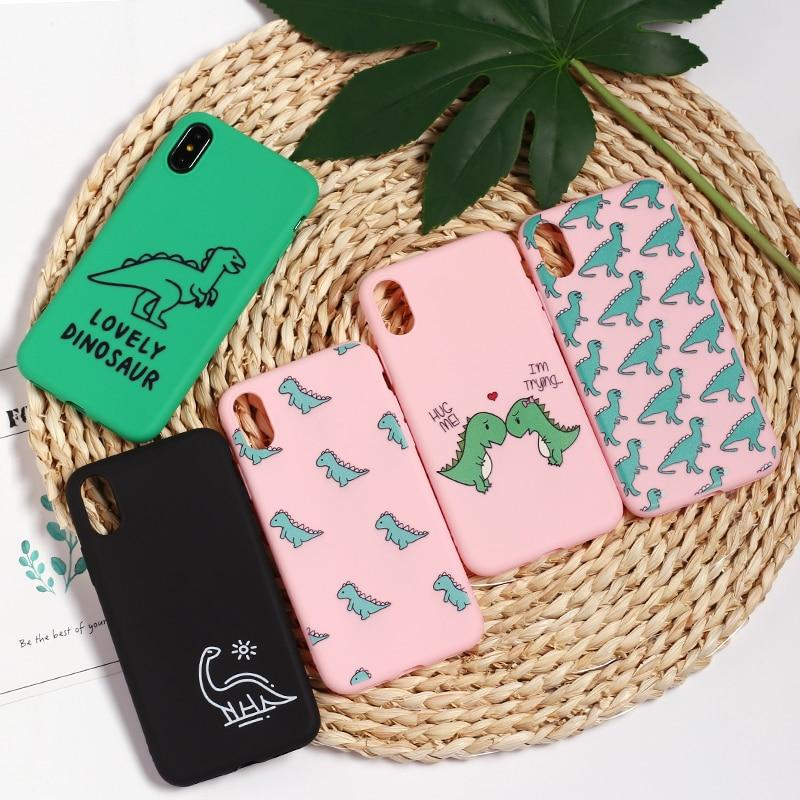 Cute Dinosaur Case - The KOKO Glam