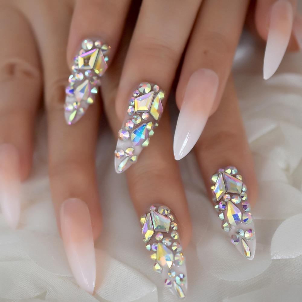 Luxury Nail Tips 9 styles