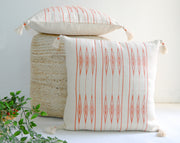 handwoven throw pillow for couch or sofa or accent char in living room decor