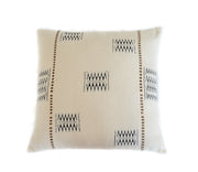 Cushion cover expertly woven under fair trade conditions. Use them to spice up your living room space or add color and texture to your home design