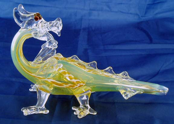 Glass Animal Pipes. The ZOO