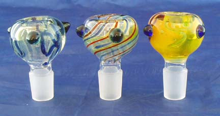 Glass Bowls and Sliders