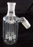 19mil GLASS ASHCATCHER WITH FIVE ARM TREE DIFFUSER.  ON SALE.  ASH-24-B