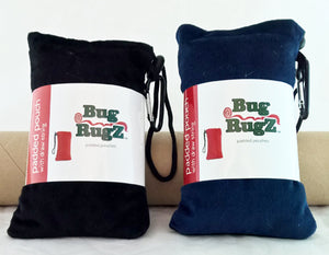 """BUG RUGZ"" PADDED PROTECTION BAGS. 4"" X 6""  ""Quantity Discount Available"" BAG-3B"
