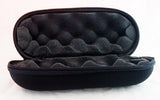 "9"" X 3.5"" CLAMSHELL MICROPHONE STYLE CASE. ZIP UP. ""Quantity Discount Available"" BAG-5C"