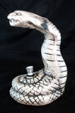 "8"" CERAMIC SNAKE SMOKING WATER PIPE/BUBBLER. C13"